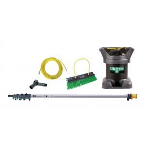 Janitorial Equipment Window Cleaning High Level Window Cleaning Unger Nlite Hydropower Tm