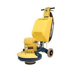 Floorcare floor scrubbing cable operated scrubbing for 15 inch floor buffer